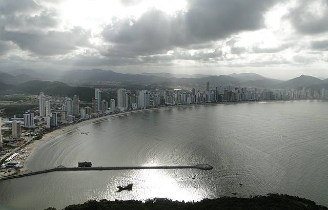 Vista para a cidade