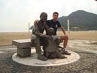 Estátua do Presidente Jango - Centro