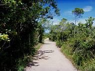 Trilha para a Lagoa de Caraís