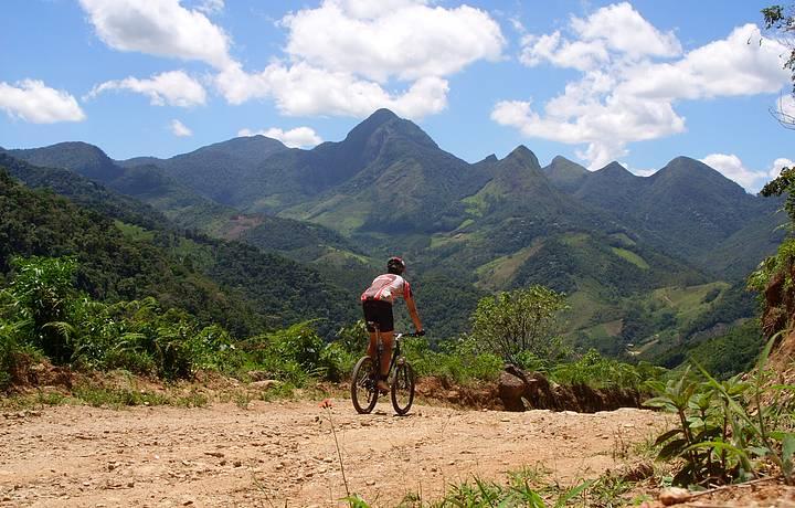 Mountain Bike Cross Country em direção a Boa Esperança