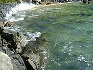 Lugar de águas cristalinas!