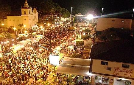 São José Coroa Grande - Festa de São José, o Santo da Cidade.