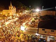 Festa de S�o Jos�, o Santo da Cidade.