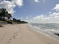Uma ótima praia