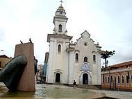 Igreja do Ros�rio no Largo da Ordem