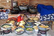 Culinária mineira impera nos fogões a lenha