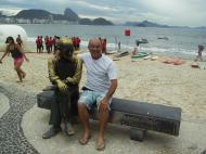 Com Poeta Carlos Drumont de Andrade