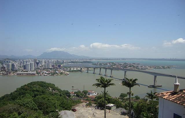 Vista do convento - 3 Ponte