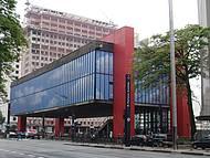 Museu de Arte de São Paulo: no coração da Av Paulista