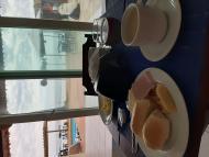 Cafe da Manha , Pousada Maresias Suites,pe na Areia