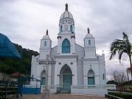 Igreja no centro da cidade