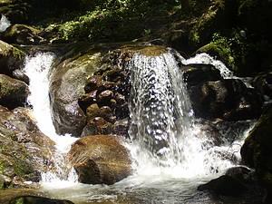 Cachoeiras do Santuário