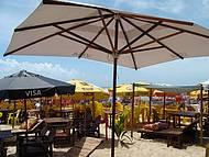 O Charme dos Restaurantes e Quiosques à Beira Mar