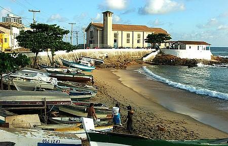 Bucolismo é a marca do bairro do Rio Vermelho