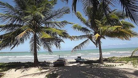Praia dos Morros - Praia deserta - excelente para descanso