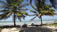 Praia deserta - excelente para descanso