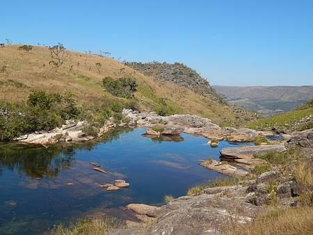 Parque Nacional Serra da Canastra - Parte Alta da Serra