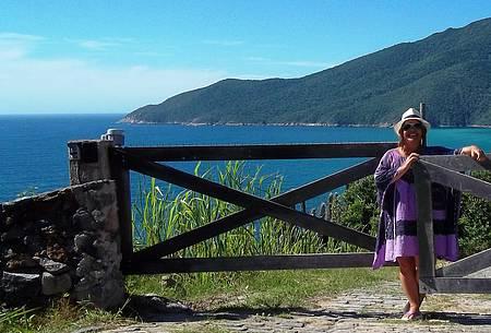 Praia do Pontal do Atalaia - Se Deus quiser um dia eu quero ser índio