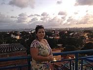 Vista para Recife em Olinda