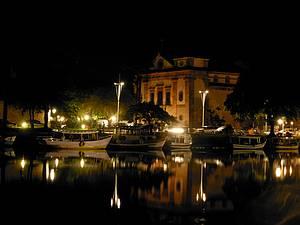 Centro Histórico é ponto de encontro também na noite