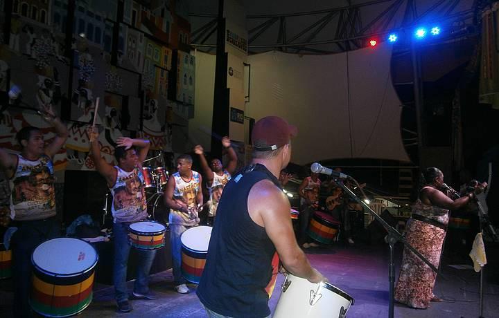 Show Olodumar�