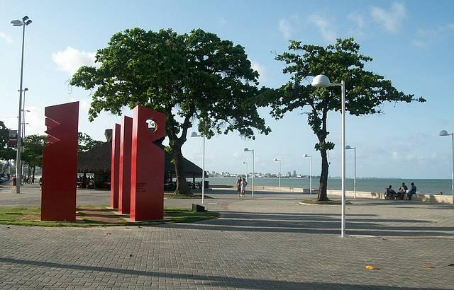 Monumento Sauda��o ao Sol
