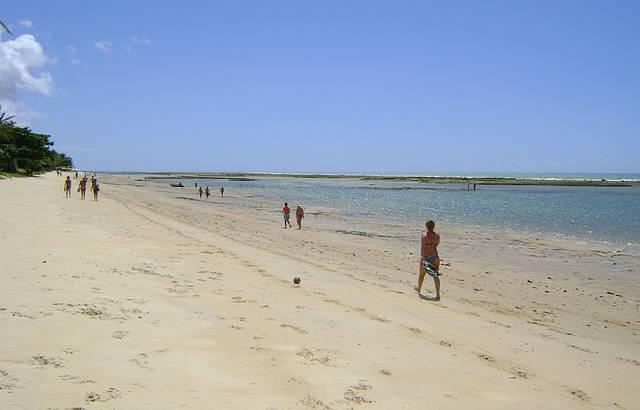 Praia maravilhosa