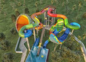 Novidades nos parques aquáticos