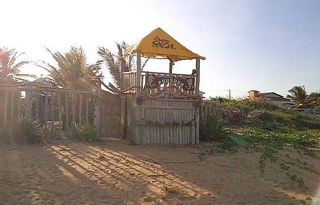 Conceição da Barra - Praia de Guaxindiba