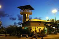 O belo mirante de Aracaju