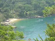 Trilha para Lagoa Verde - Araçatiba - Ilha Grande - Angra dos Reis - RJ