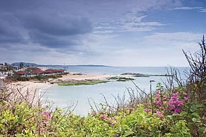 Curtir as praias: Águas calmas e muita tranquilidade<br>