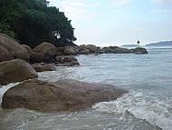 Praia linda e uma tarde maravilhosa!