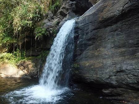 Cachoeira Terceira Dimensão - Terceira Dimensão vista de perto