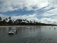 À Bordo do Catamarã