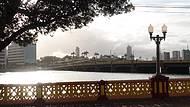 Ponte Maurício de Nassau, no Bairro do Recife