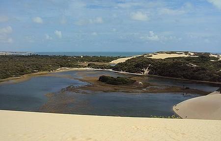 Jacumã - Passeio de buggy litoral norte de Natal - RN