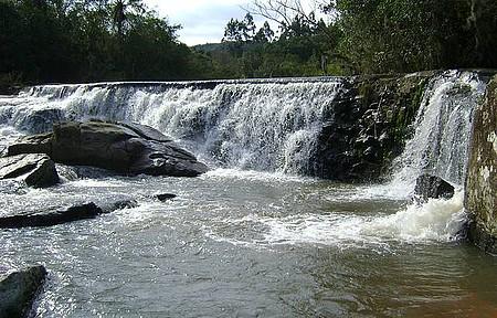 Colônia Maciel - Cachoeira do Templo das Águas - Lugar de paz e meditação