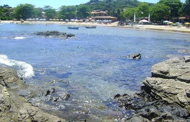 Umas das praias mais perfeitas de B�zios