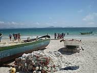 Pescadores na Prainha