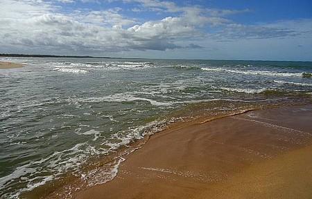 Praia do Guaiu