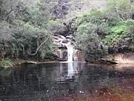 Umas das belas cachoeiras de Ibiti.