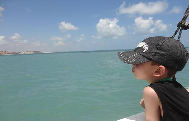 Esperando os golfinhos