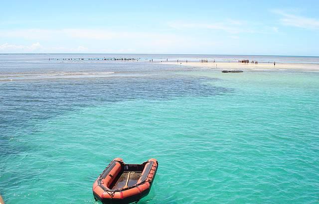 Recife de Fora - e tem gente que quer ir para o Caribe....