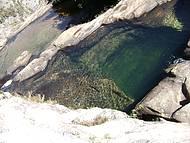 Poços Naturais, águas Cristalinas..