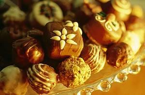 Chocolates deliciosos: Tentadoras lojinhas oferecem a guloseima de diversas formas -