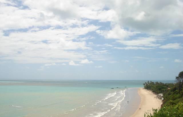 Uma linda Vista do Farol de Cabo Branco, Jo�o Pessoa, PB.