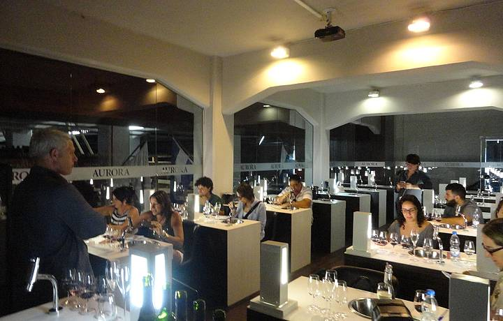 Vinícola oferece cursos de degustação gratuitos e pagos