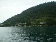 Passeio pelas belas ilhas