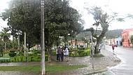 Pracinha na beira do Rio